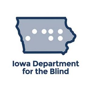 Iowa Department for the Blind Logo